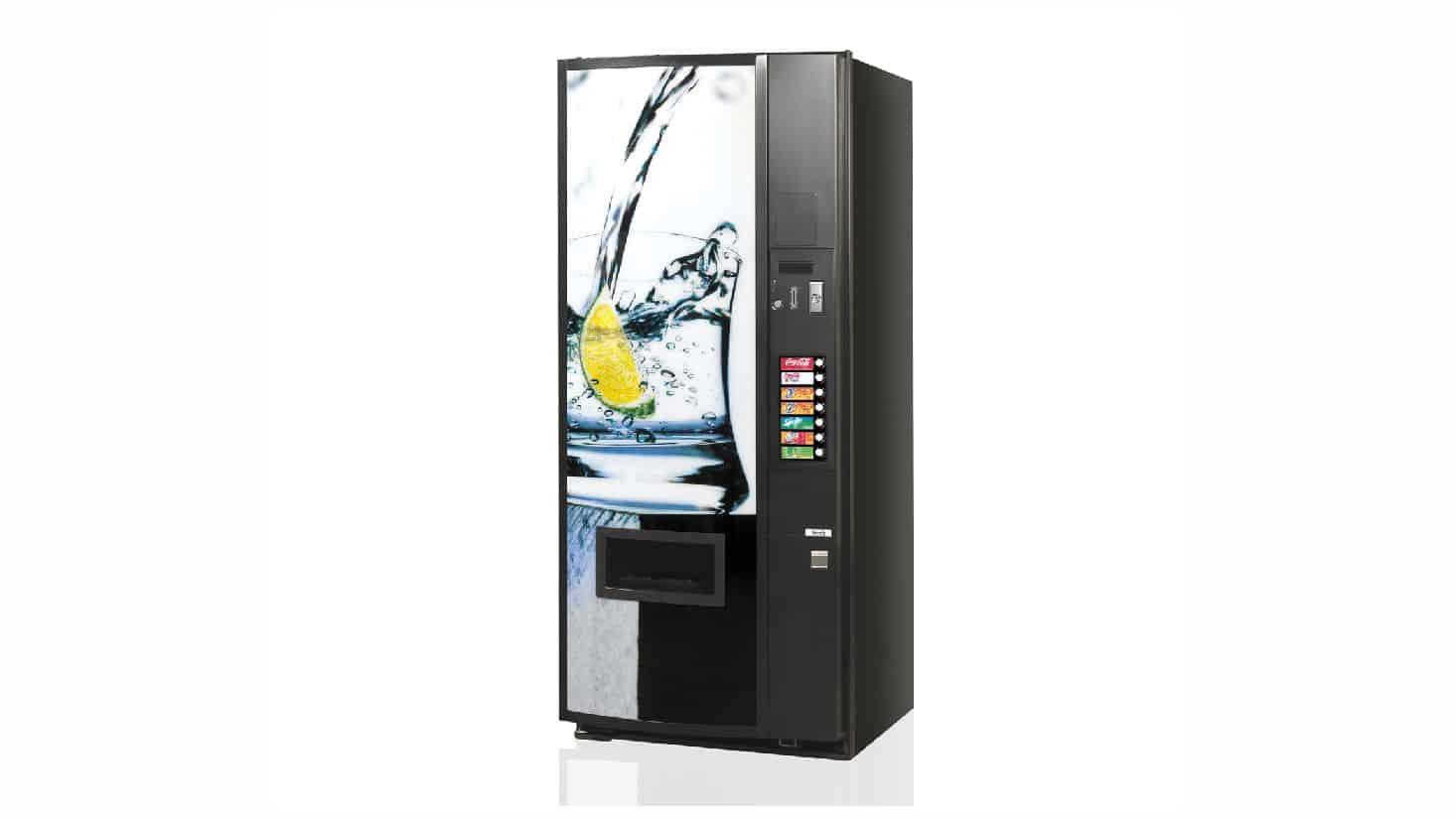 maquinas expendedoras de bebidas frias